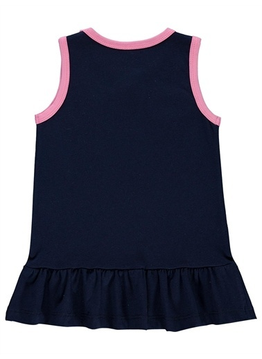 Civil Baby Civil Baby Kız Bebek Elbise 6-18 Ay Lacivert Civil Baby Kız Bebek Elbise 6-18 Ay Lacivert Lacivert